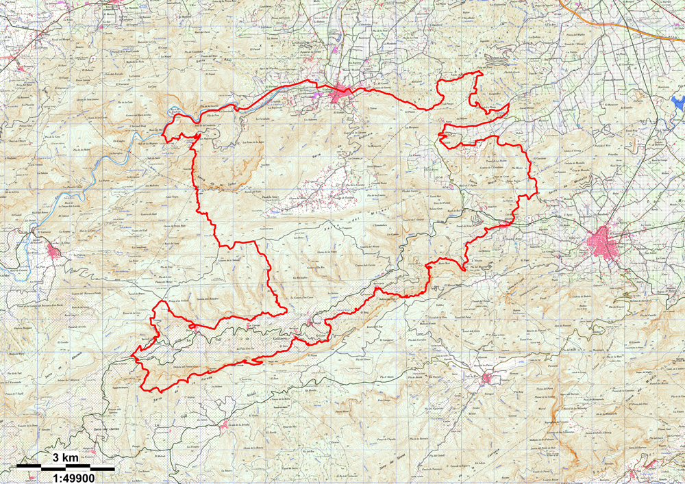 Descargar Mapa Botamarges 2015